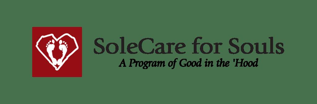 SoleCare for Souls logo banner